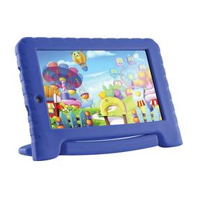 Tablet Multilaser Pad Plus Blue Tela 7