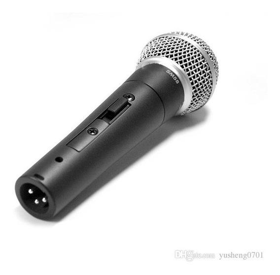 Microfono Adaptador 6.3mm Bocinas Karaoke Mono /e