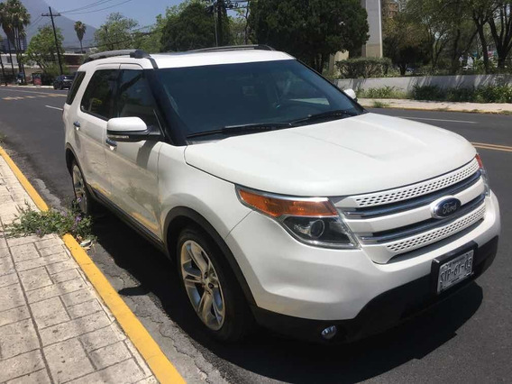 Ford Explorer Limited 4x2 2014