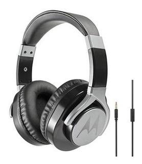 Audifono Ca-microfono Pulse Max Sh004 Motorola - Audiomobile