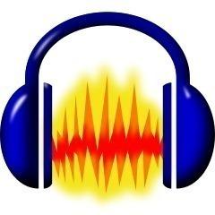 Audacity Gravador Reprodutor Editor De Audios Mp3 Software