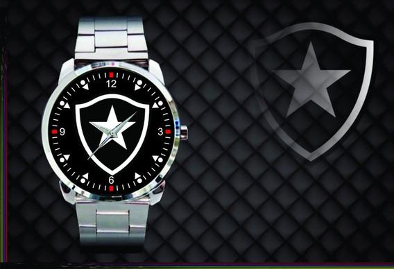 Relógio D Pulso Personalizado Futebol Clube Botafogo E Famen
