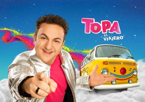 Imagen 1 de 3 de Cd Topa El Viajero Nuevo