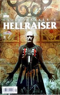 Comic Hellraiser Números 1 Al 12