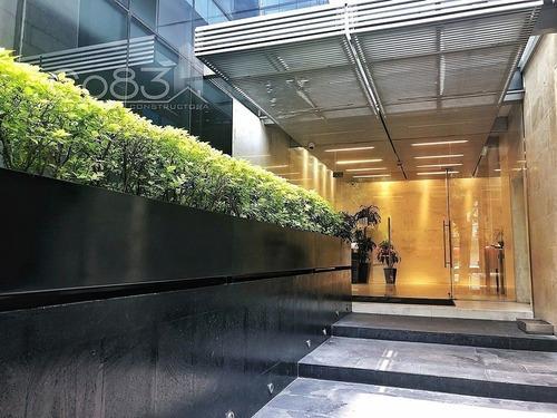 Renta - Oficina - Condesa - 186 M2