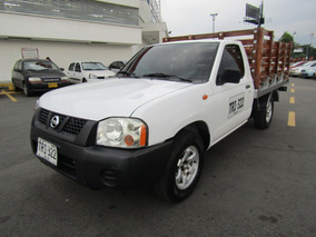 Nissan D-22 Mt 2400cc 4x2 Est