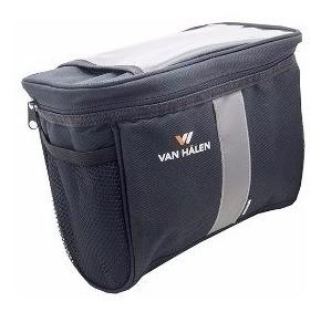 Bolso Delantero Manubrio Para Bicicleta Van Halen