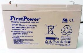 Bateria 3fm-10(6v10ah/20hr) Do Carro Mini Bmw + Nf