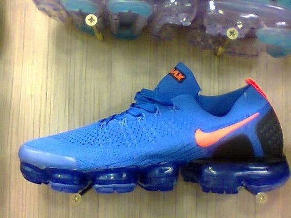 Tenis Nike Vapormax 1.0 Azul E Preto Nº38 Ao 43 Original!!