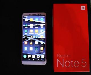 Xiaomi Redmi Note 5 4gb Ram 64gb Rom 2sim Bateria 4000 Mah