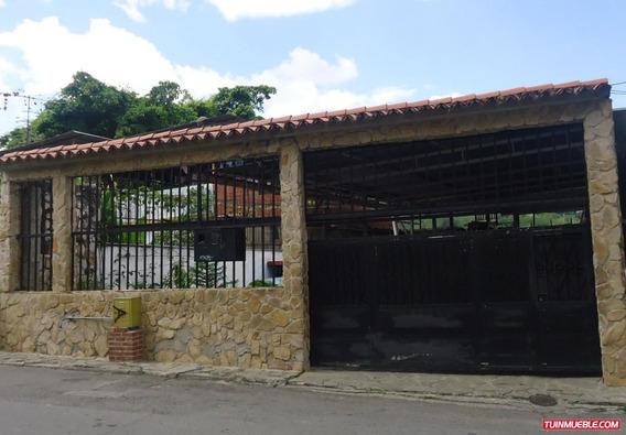 Venta Casa En Quebrada De La Virgen, Los Teques