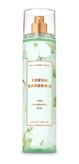 Bath Body Works Fragancia Mista Fresh Gardenia 236ml