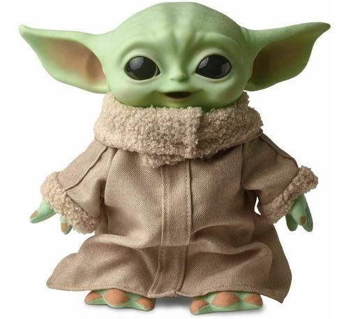 Bebe Yoda Con Sonidos 28cm Star Wars The Child Mandalorian