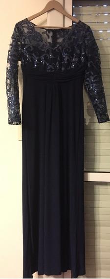 Vestido De Fiesta Sin Uso ( Importado Usa )