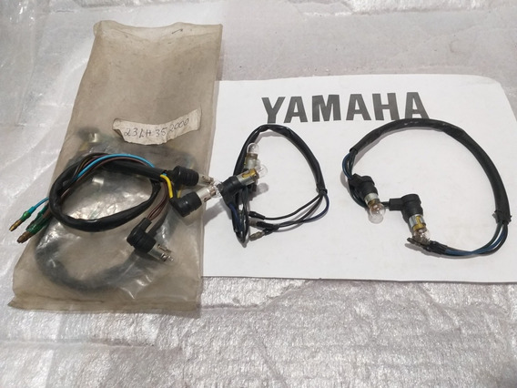 Soquete Painel Rdz 125 135 Original Yamaha 3 Partes.