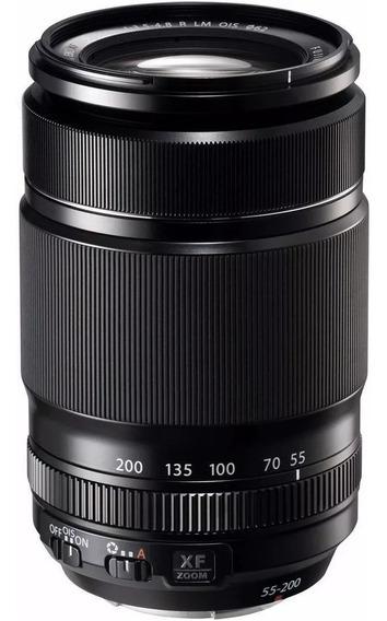 Lente Fuji Fujifilm Xf 55-200mm Ois P/ Xt2 Xpro2 Xt20 Xt1
