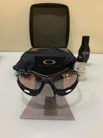 ea955536a Oakley Racing Jacket Water Jacket - Óculos De Sol Oakley no Mercado ...