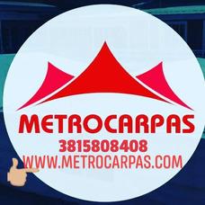 Metrocarpas.alquiler De Carpas Para Fiestas Y Eventos
