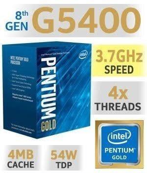 Kit 8ª Geração Placa Mãe Ipmh310 + G5400 3.7ghz + 8gb Ram