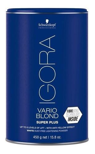 Imagem 1 de 1 de Pó Descolorante Igora  Blond Super Plus 450 G Schwarzkopf