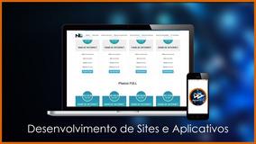 Pacote ( Site + Aplicativo) Provedor De Internet