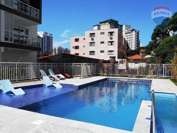 Apartamento Com 1 Dormitório E 1 Vaga De Garagem - Saúde - Ap10622