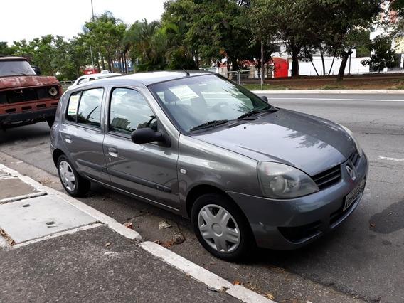 Renault Clio 1.6 16v Expression Hi-flex 5p 2006 Completo Ok