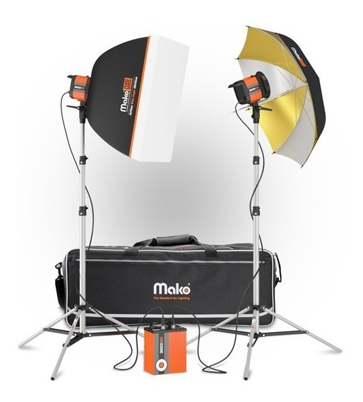 Kit Flash A Bateria 3003 Dc Pro