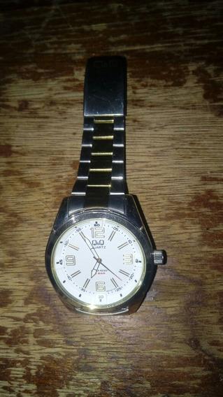 Reloj Q&q 5 Bar