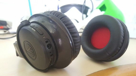 Audio-technica Ath-s700bt Sonicfuel Bluetooth Sem Fio Auscul