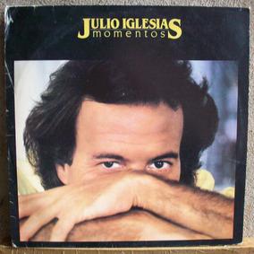Vinil Lp Julio Iglesias - Momentos