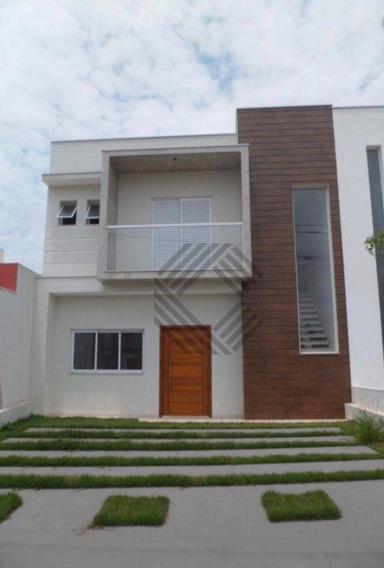 Sobrado Com 3 Dormitórios À Venda, 158 M² Por R$ 530.000,00 - Condominio Golden Park Residence Ii - Sorocaba/sp - So4192