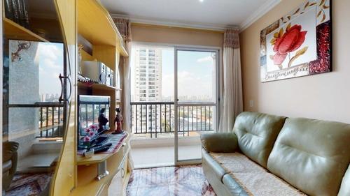 Imagem 1 de 14 de Apartamento À Venda No Bairro Socorro - São Paulo/sp - O-17220-28325