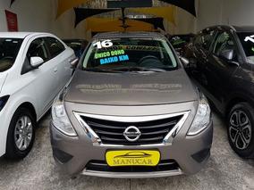 Nissan Versa 1.6 16v Sl 2016