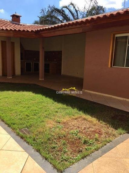 Casa Para Venda E Locação No Residencial Jacyra - Ca2233