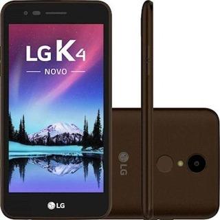 Smartphone Lg K4 Novo Dual Chip 8gb Pronta Entrega Novo