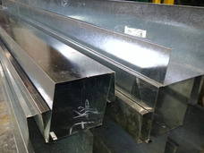 Canales Para Agua De Lluvia Galvanizadas Fabricamos