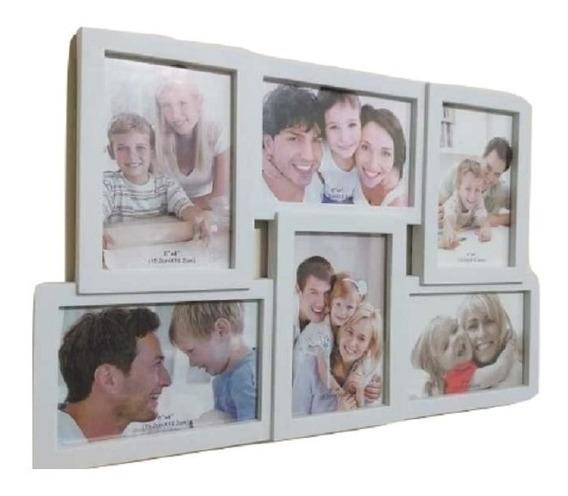 Painel Porta Retratos Para 6 Fotos 10 X 15 Cm Fotografia