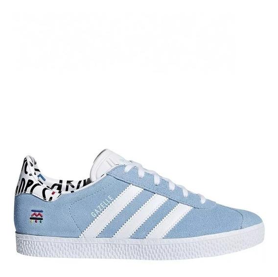 Zapatillas adidas Originals Gazelle J Niños - B37215 - Importadas