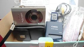 Maquina Digital Canon Sd790 Is 10,0 Megapixels (3x) Zoom