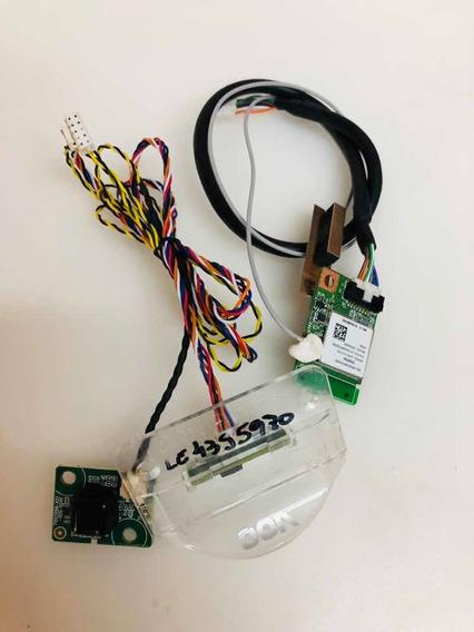 Botão + Sensor + Módulo Wi-fi Tv Aoc Le43s5970