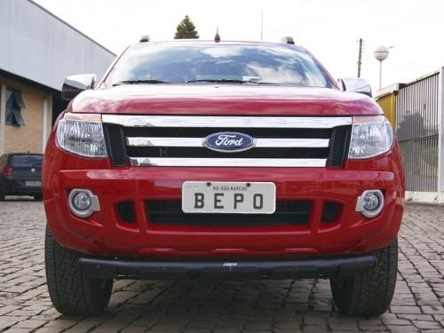 Defensa Baja En Caño Negra  Ford Ranger Bepo