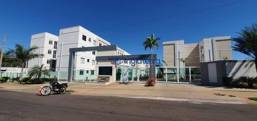 Imagem 1 de 29 de Apartamento À Venda, 44 M² Por R$ 136.000,00 - Chácara Manella - Cambé/pr - Ap0780