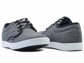 Zapato Tenis Casual Hombre Plata | Erez