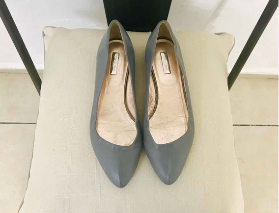 Zapatos Flats Talla 24.5 - Calvin Klein