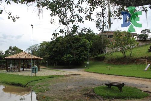 Imagem 1 de 23 de Chácara Com 5 Dormitórios À Venda, 1064 M² Por R$ 1.000.000,00 - Condomínio Parque Vale Dos Lagos - Jacareí/sp - Ch0085