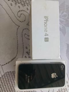 Celular iPhone 4s 32g Preto