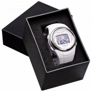 Relógio Guepardo Sensor Uv - Master White