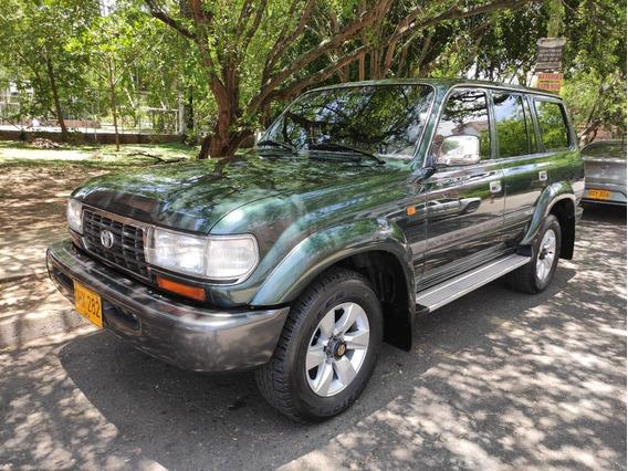 Toyota Burbuja Vx 4.5