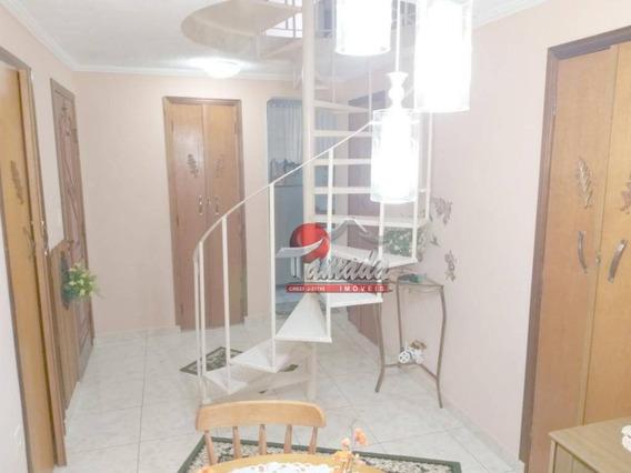 Cobertura Mobiliada 3 Dormitórios - Ap1543